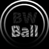 B&W Ball icon