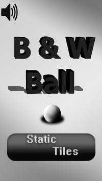 B&W Ball apk screenshot