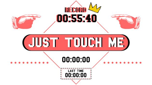 Just Touch It poster