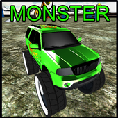 Install Game android Monster Truck Stunts 3D APK free