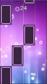 Zedd - Clarity - Piano Magical Tiles poster