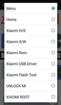 MI Mobile Repairing Guide H/S poster