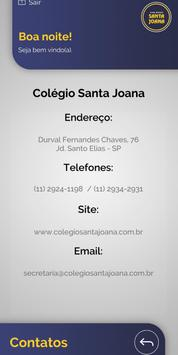 Colégio Santa Joana screenshot 3