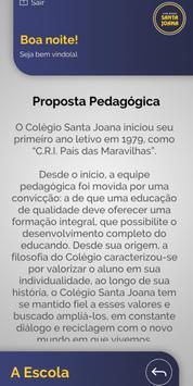 Colégio Santa Joana screenshot 1