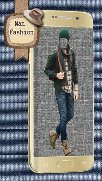 Man Fashion Photo Montage apk screenshot