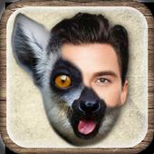 Animal Faces Photo Editor icon
