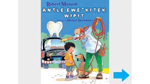 Antle Ewe'kitek Wipit apk screenshot
