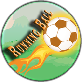 Running Ball icon