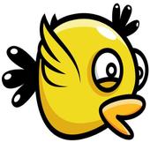 Coin duck icon
