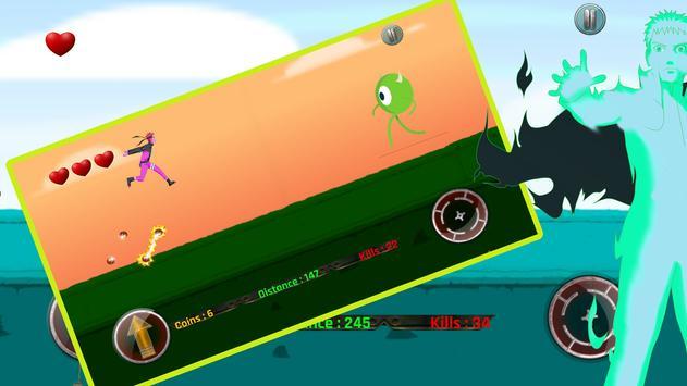 Ninja Ultimate Fights Battle 2 apk screenshot
