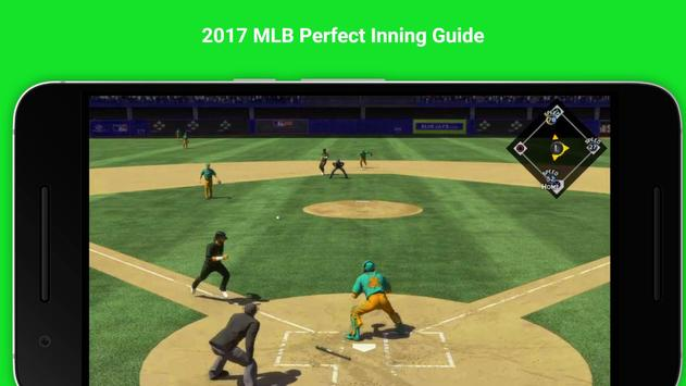 Tips For MLB PERFECT 17 INNING poster
