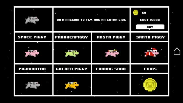 Space Piggy screenshot 1