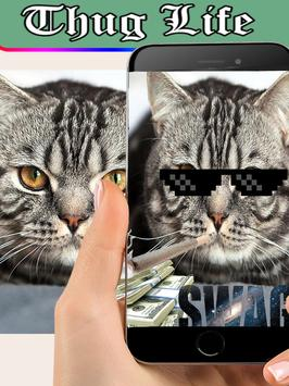 Thug Life Meme apk screenshot