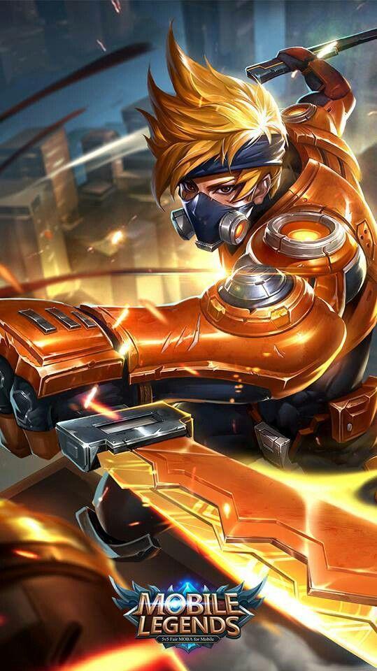54+ Gambar Hero Ml Harley Terbaru
