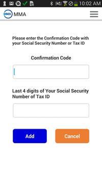 Mobile Merchant Application apk screenshot