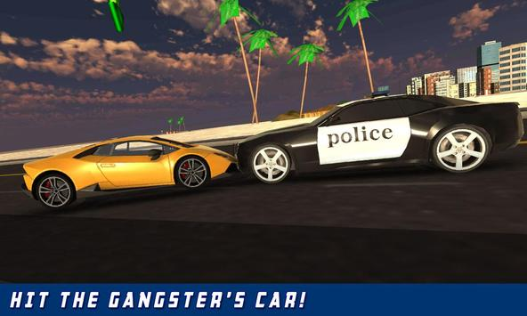 Furious Police Car Chase poster