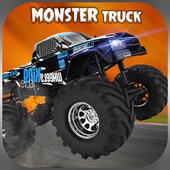 Grand Monster Truck Stunts 3D icon