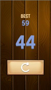 Cheat Codes - Only You - Piano Wooden Tiles screenshot 1