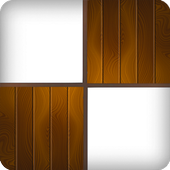 Ayo - Better Off Alone - Piano Wooden Tiles icon