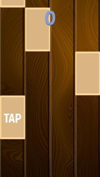 Lucid Dreams - Juice WRLD - Piano Wooden Tiles poster