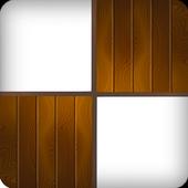 Ocean - Martin Garrix - Piano Wooden Tiles icon