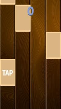 Zara Larsson - So Good - Piano Wooden Tiles poster