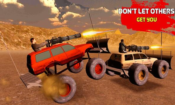 Extreme Death Racing Offroad apk screenshot