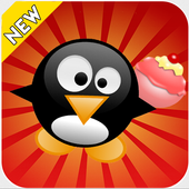 Ice Cream Penguin Game icon