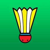 Flame-minton icon