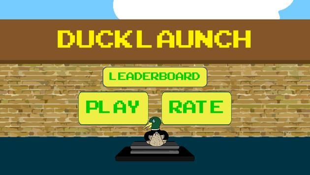 DuckLaunch poster