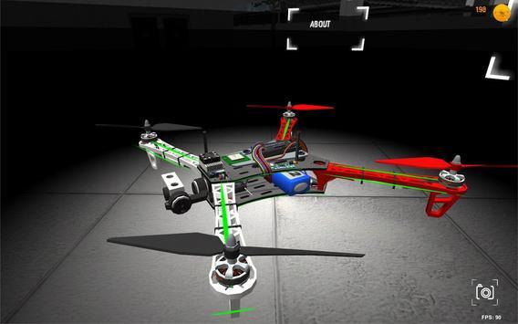 Multirotor Sim screenshot 12