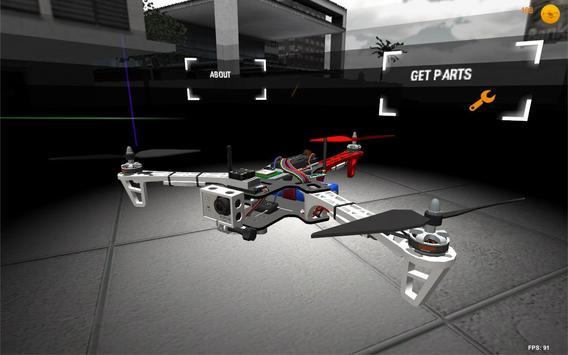 Multirotor Sim screenshot 13