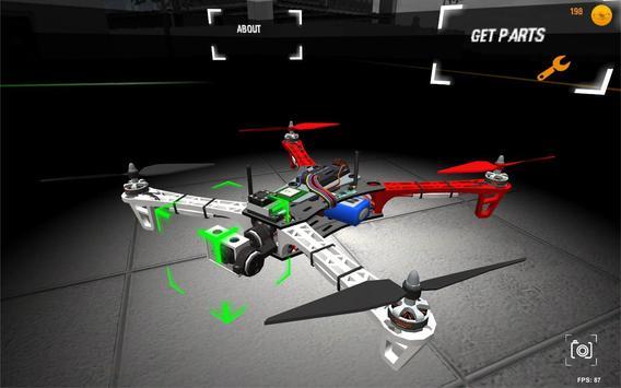 Multirotor Sim screenshot 17