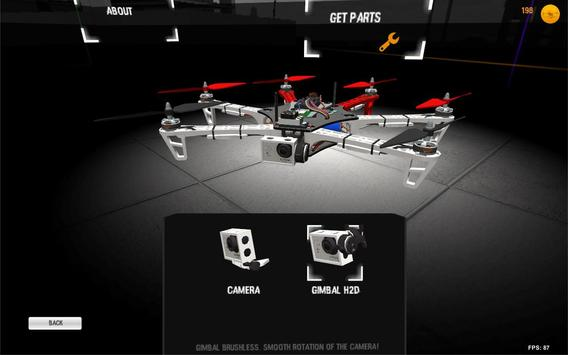 Multirotor Sim screenshot 2