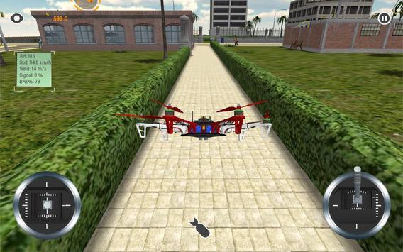 Multirotor Sim screenshot 20
