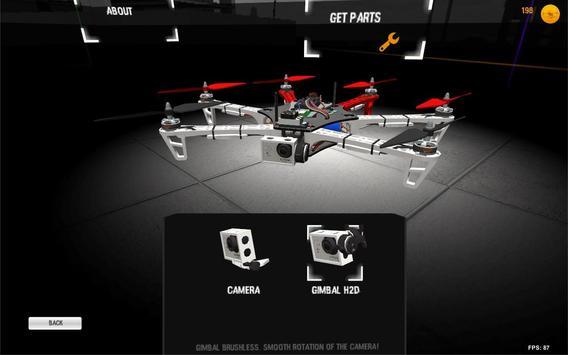Multirotor Sim screenshot 21