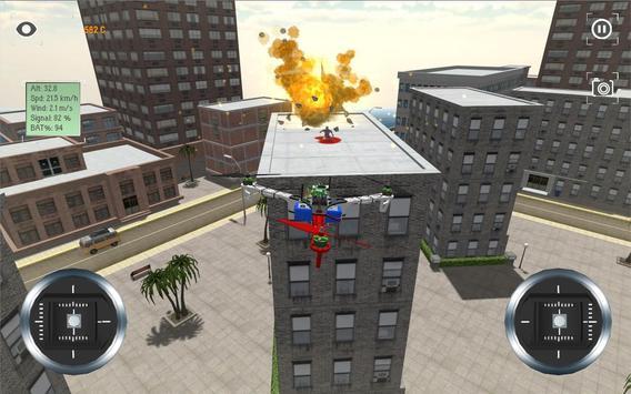 Multirotor Sim screenshot 23