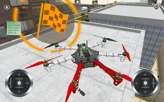 Multirotor Sim screenshot 9