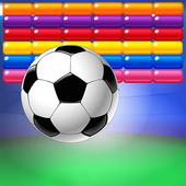 Soccer Bricks Breaker : Breakout icon