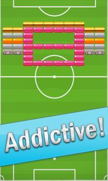 Soccer Bricks Breaker : Breakout screenshot 2