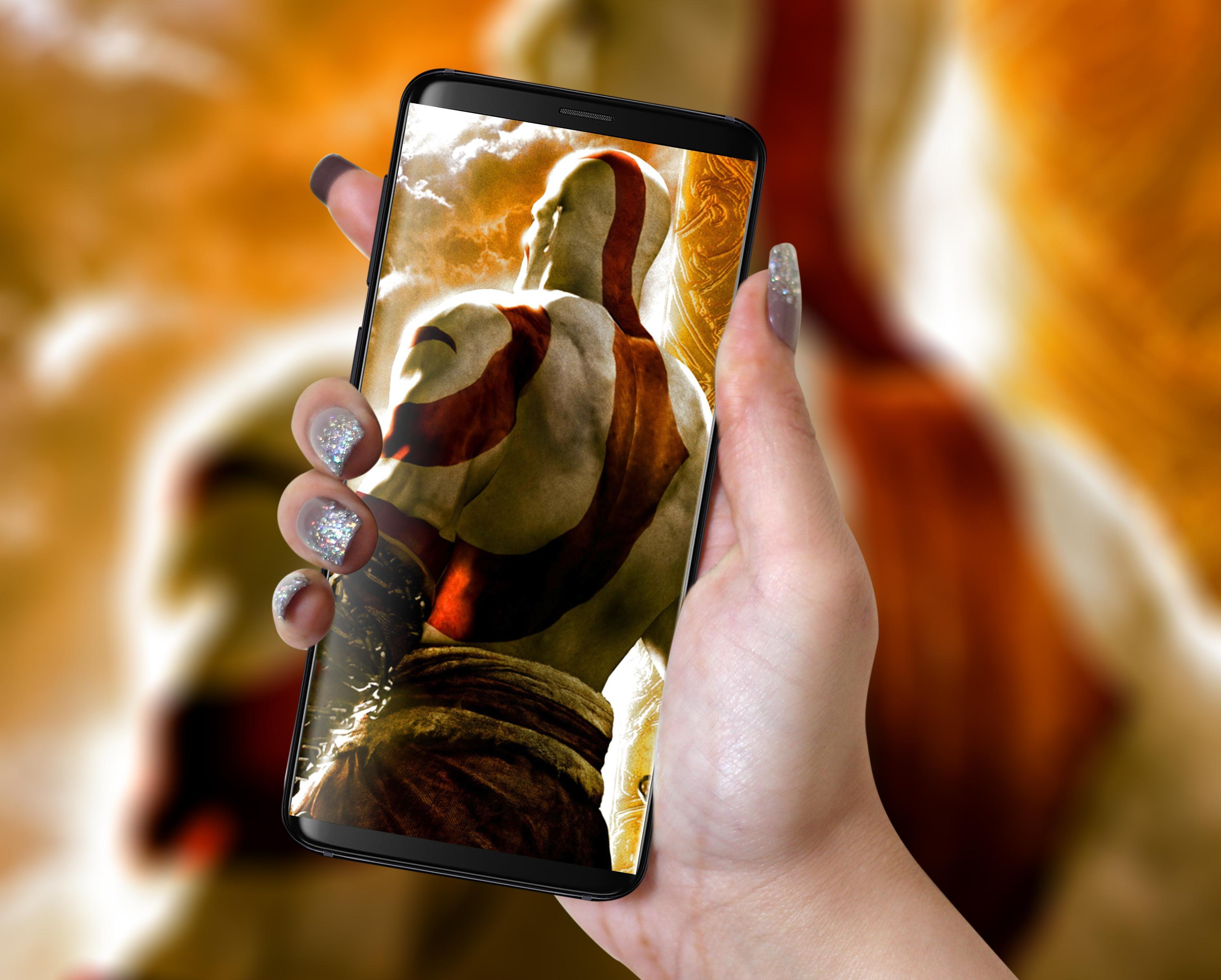 God Of War 4k Wallpapers For Android Apk Download