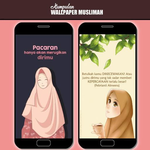 Dp Kartun Muslimah For Android Apk Download