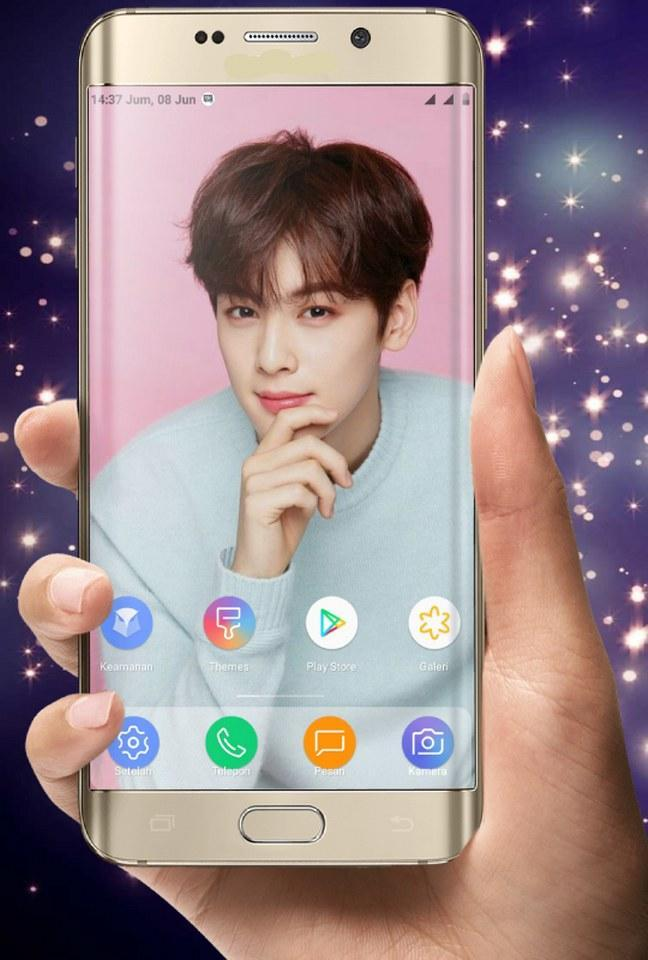 Cha Eun Woo Wallpaper For Android Apk Download