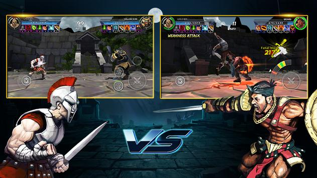 Battle Fight : VS Fighting screenshot 20