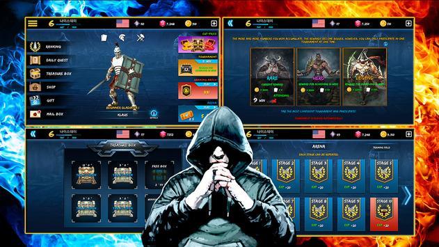 Battle Fight : VS Fighting screenshot 21