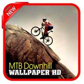 MTB Downhill Wallpaper HD icon