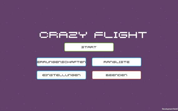 Crazy Flight BETA poster