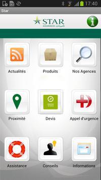 STAR apk screenshot