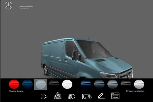 Sprinter de Mercedes screenshot 4