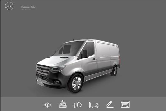 Sprinter de Mercedes screenshot 5
